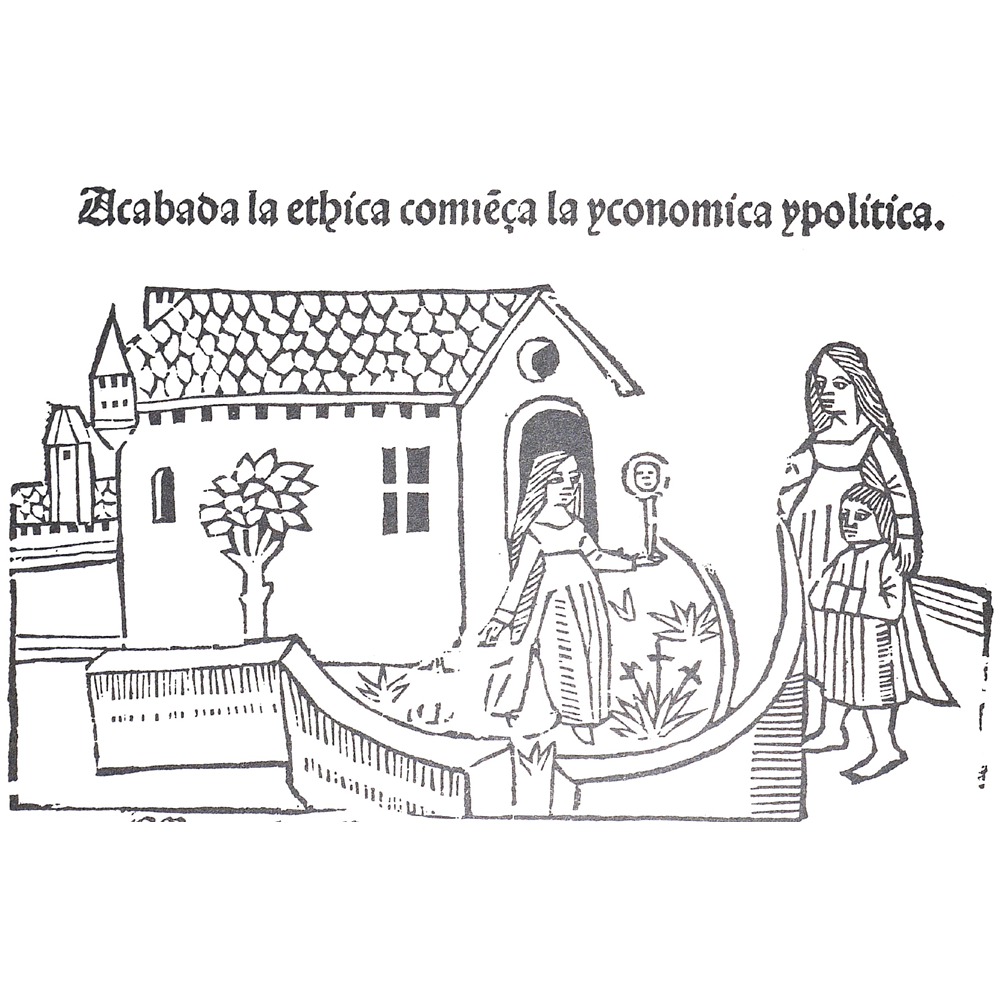 Visión deleitable-Alfonso Torre-Parix-Clebat-Incunabula & Ancient Books-facsimile book-Vicent García Editores-15 Economic Politics