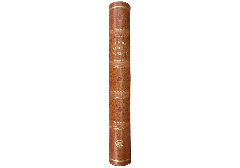Incunable, Libro antiguo, Facsímil, Vida san Onofre, Impr