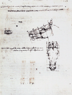 "Codex ""A"". Leonardo DA VINCI."