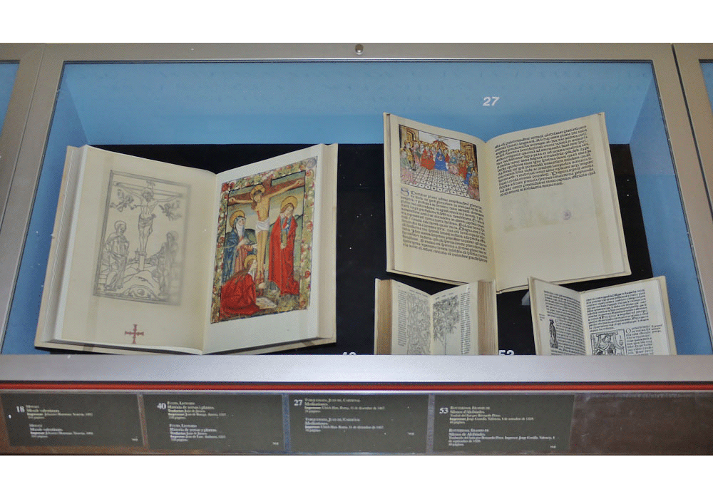 Collection of facsimile editions of incunabula and antiquarian books of Vicent García Editores