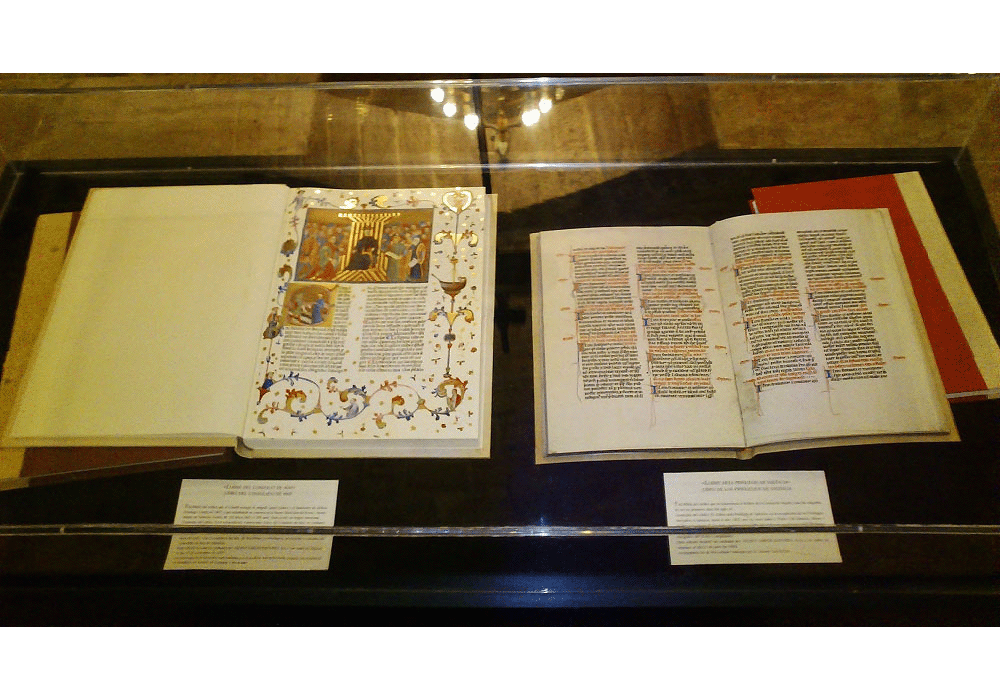 Facsimile codices of laws