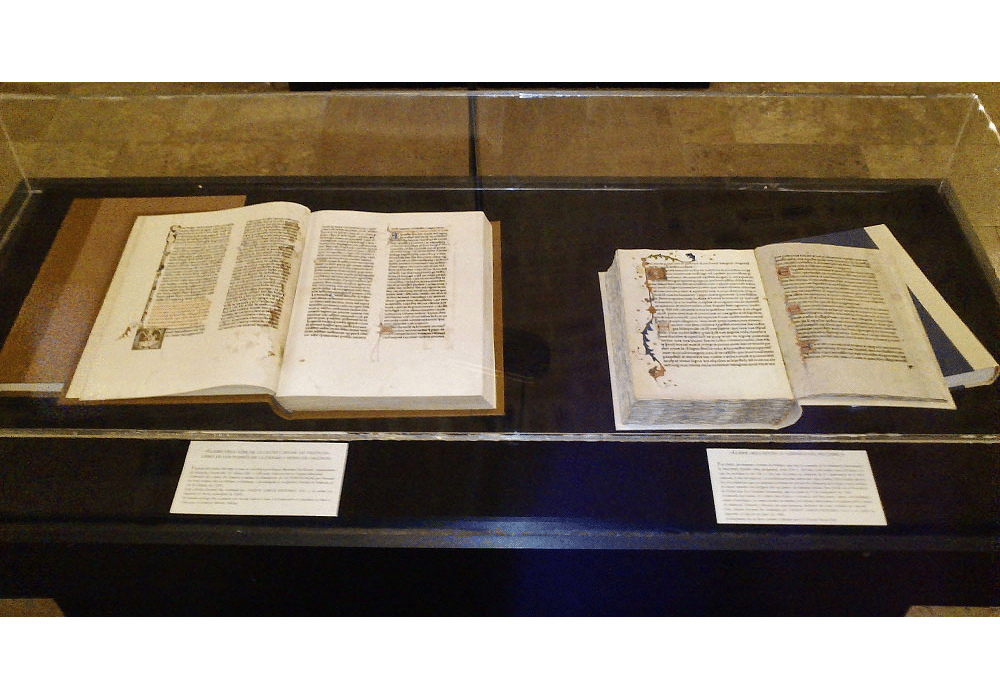 Facsimile codices of history
